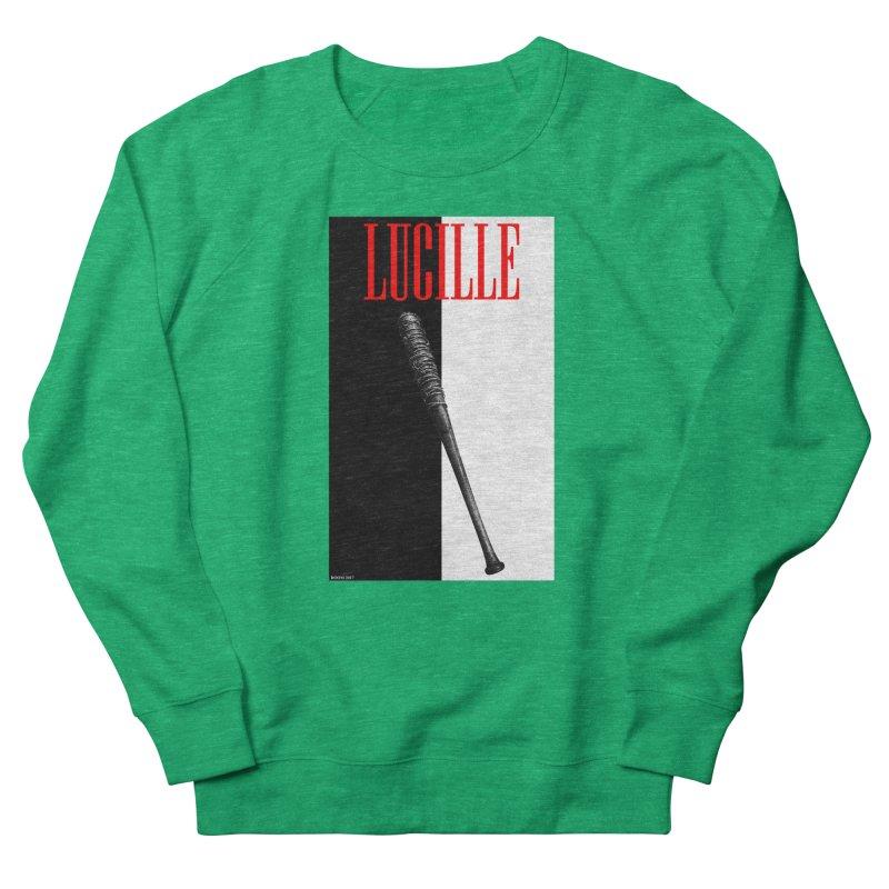 Lucille Face Women's Sweatshirt by doombxny's Artist Shop