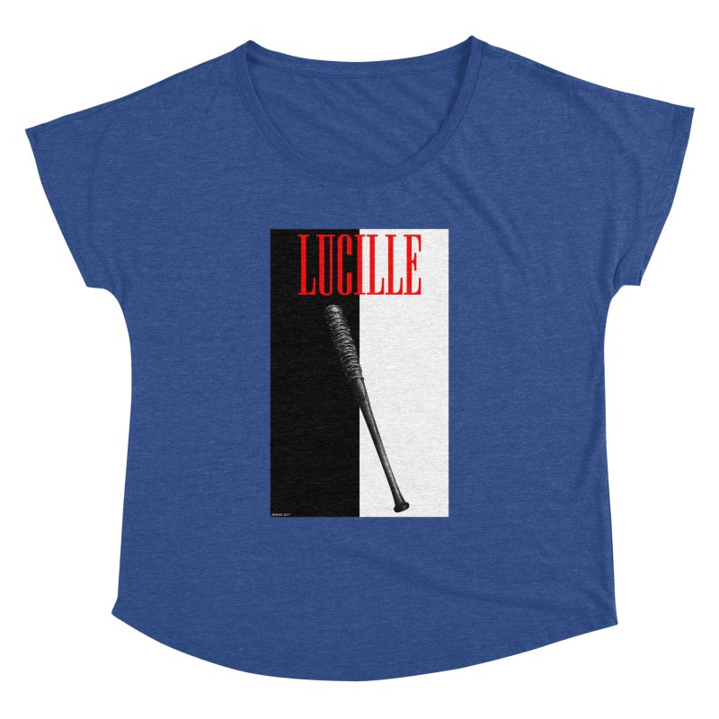 Lucille Face Women's Dolman by doombxny's Artist Shop