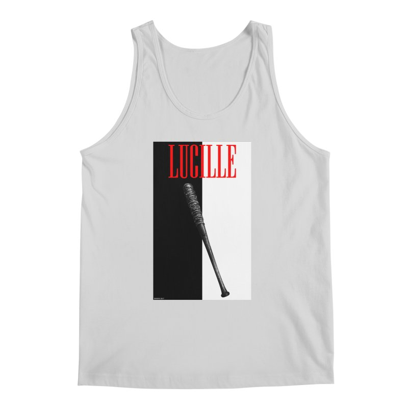Lucille Face Men's Tank by doombxny's Artist Shop