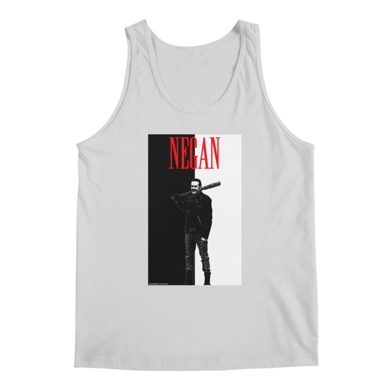Negan Face Men's Tank by doombxny's Artist Shop