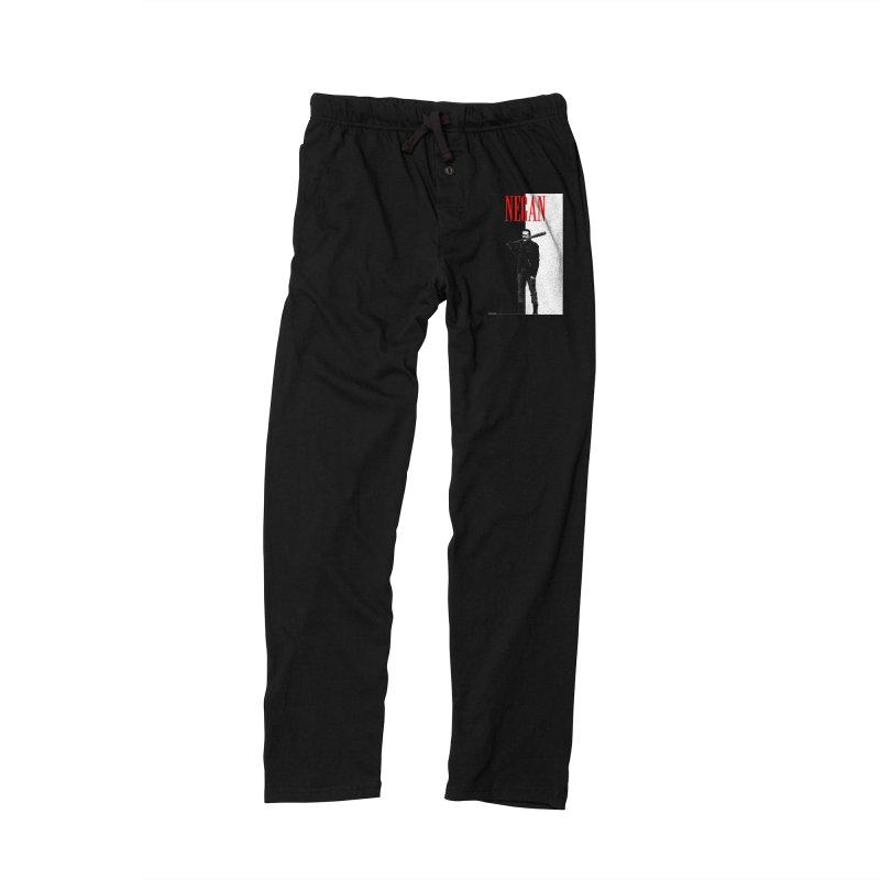 Negan Face Men's Lounge Pants by doombxny's Artist Shop