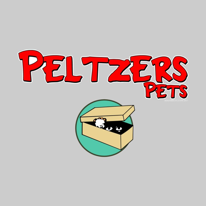Peltzers Pets Kids T-Shirt by doombxny's Artist Shop