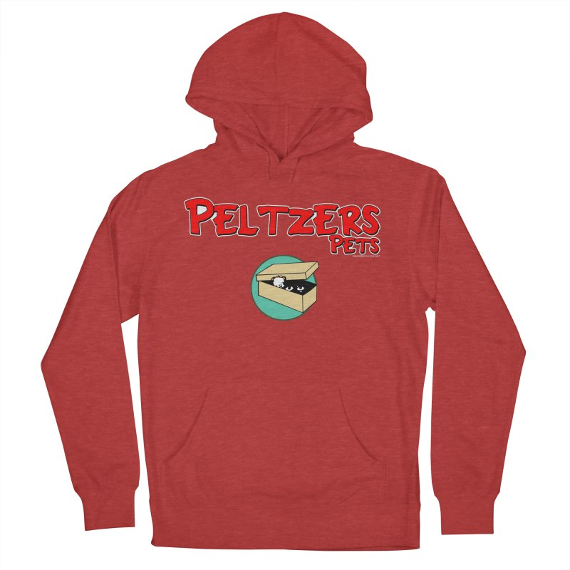 Peltzers Pets Men's Pullover Hoody by doombxny's Artist Shop