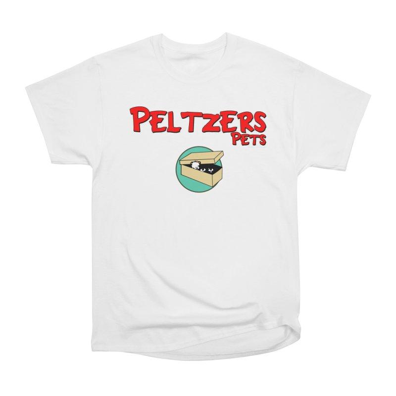 Peltzers Pets Women's Heavyweight Unisex T-Shirt by doombxny's Artist Shop