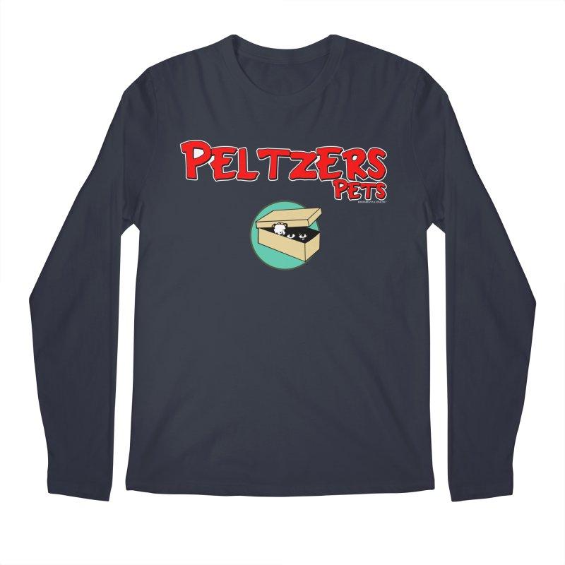 Peltzers Pets Men's Regular Longsleeve T-Shirt by doombxny's Artist Shop