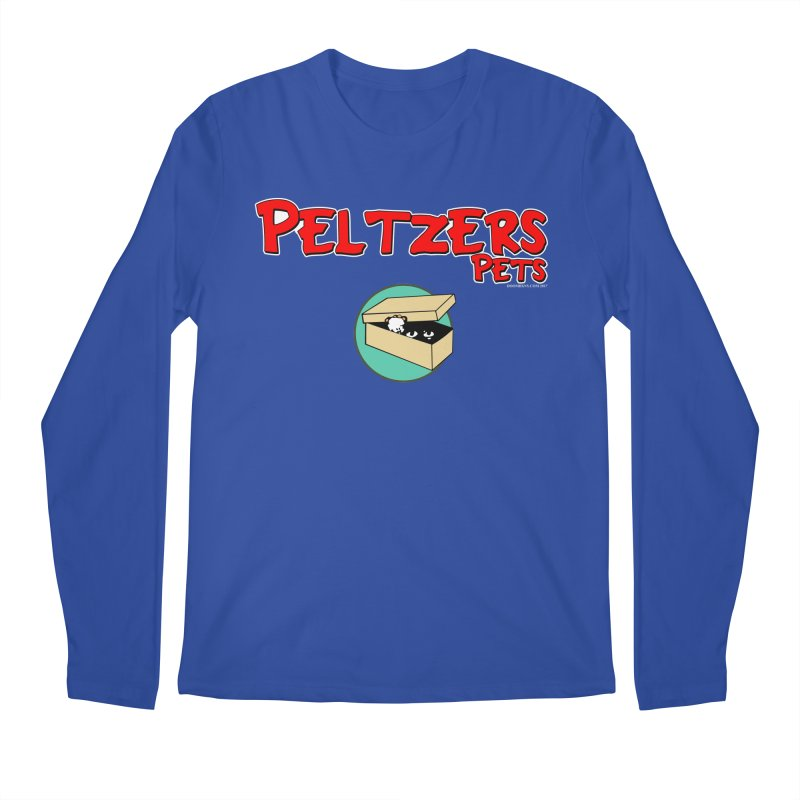 Peltzers Pets Men's Longsleeve T-Shirt by doombxny's Artist Shop