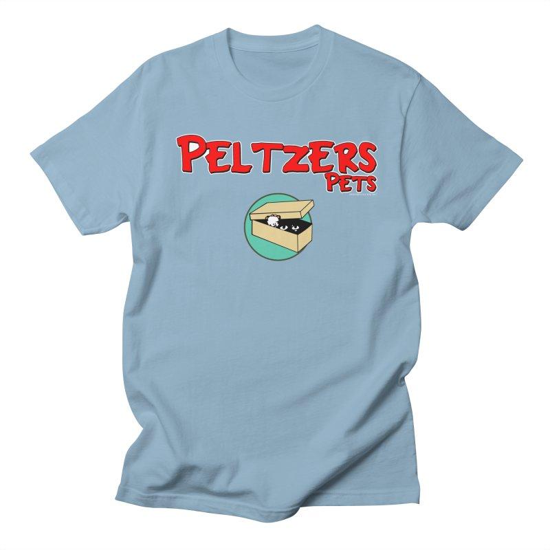 Peltzers Pets Men's T-Shirt by doombxny's Artist Shop