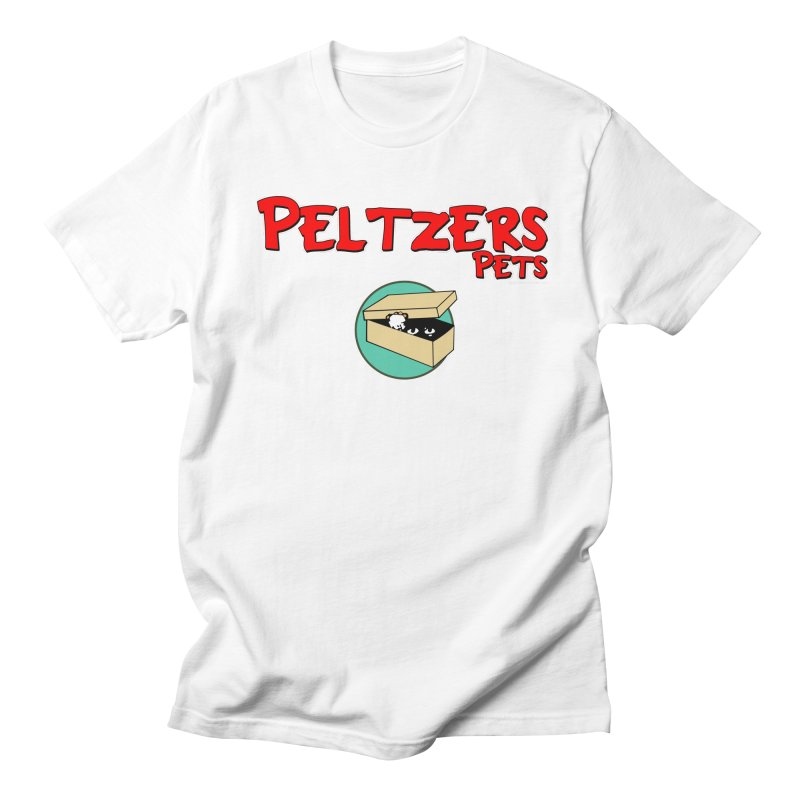 Peltzers Pets Women's Unisex T-Shirt by doombxny's Artist Shop