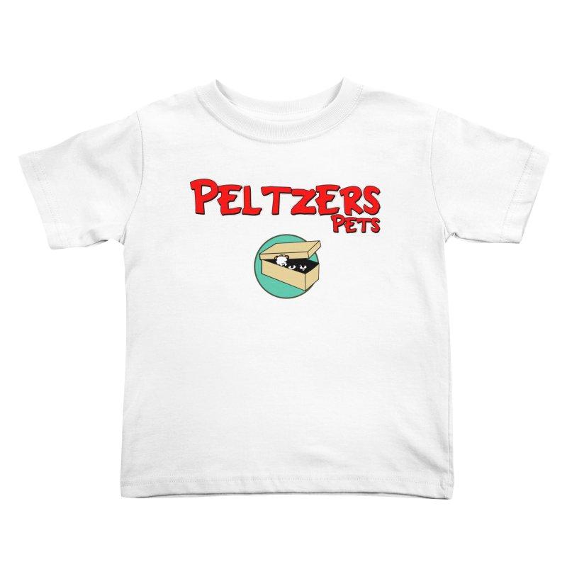 Peltzers Pets Kids Toddler T-Shirt by doombxny's Artist Shop
