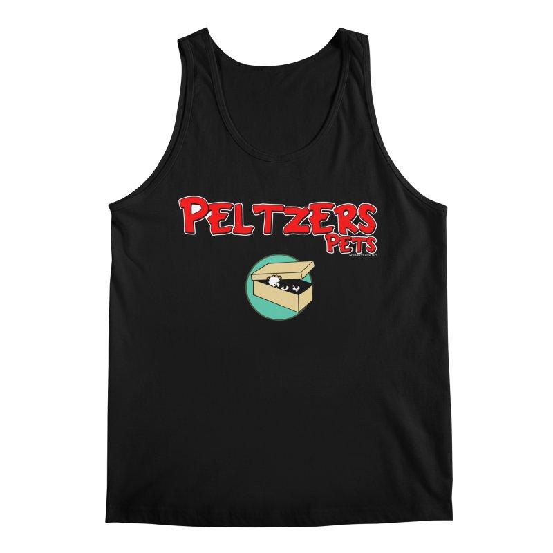 Peltzers Pets Men's Tank by doombxny's Artist Shop