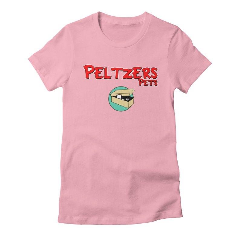 Peltzers Pets Women's T-Shirt by doombxny's Artist Shop