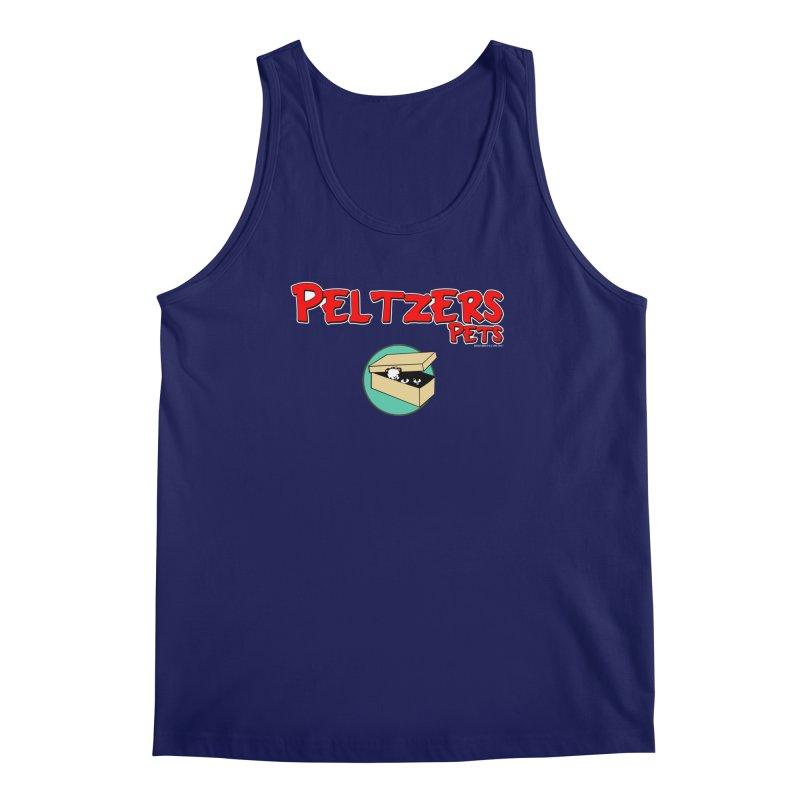 Peltzers Pets Men's Regular Tank by doombxny's Artist Shop
