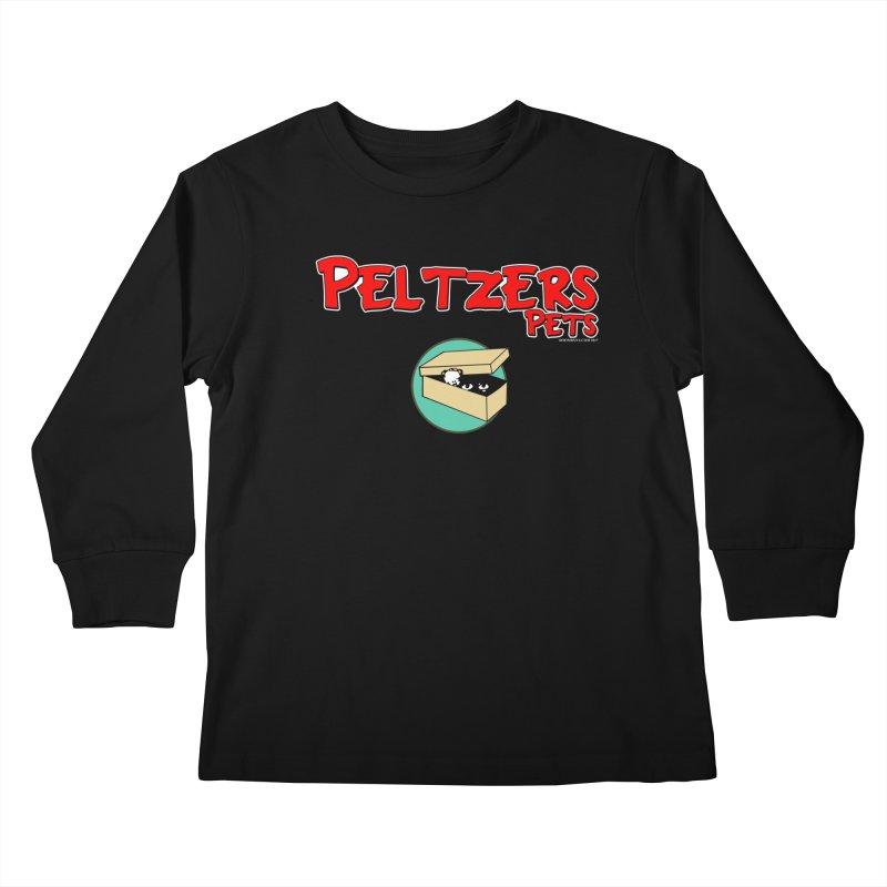 Peltzers Pets Kids Longsleeve T-Shirt by doombxny's Artist Shop