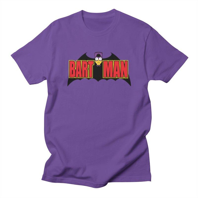 Bart Man Women's Regular Unisex T-Shirt by doombxny's Artist Shop