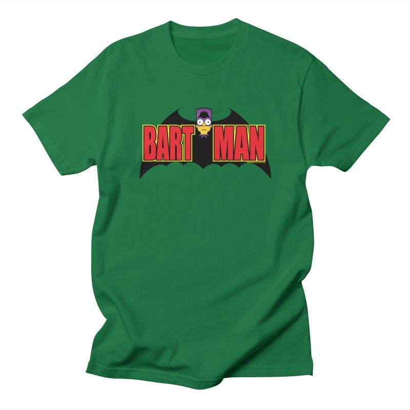 Bart Man Women's Unisex T-Shirt by doombxny's Artist Shop