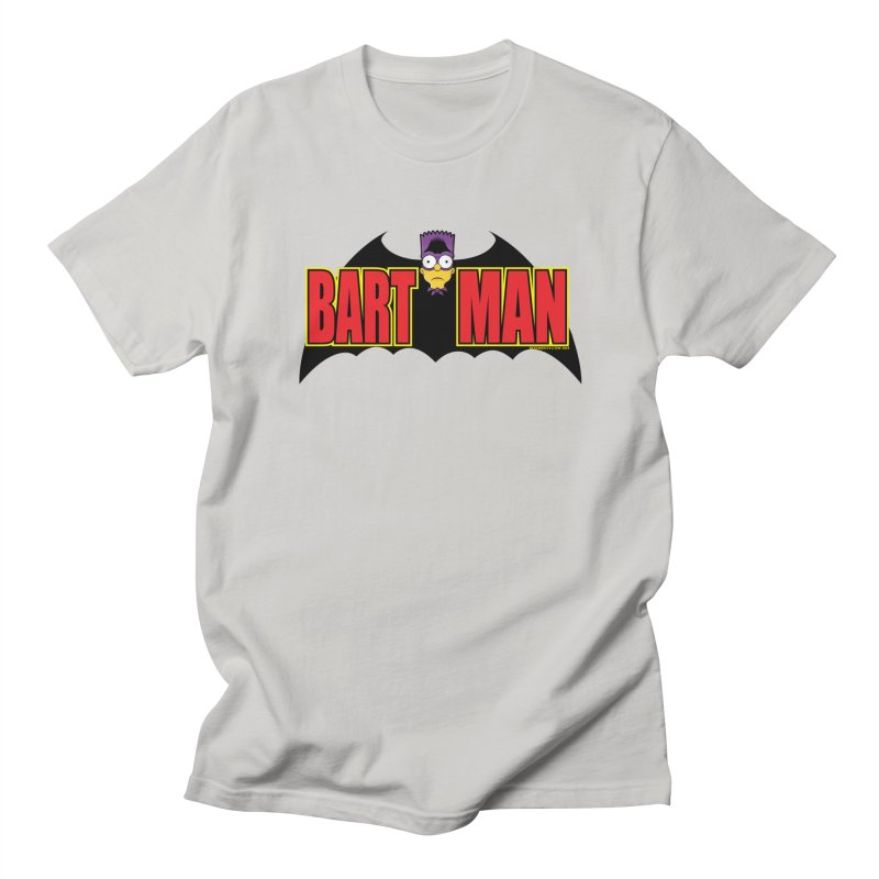 Bart Man Women's Unisex T-Shirt by doombxny's Artist Shop