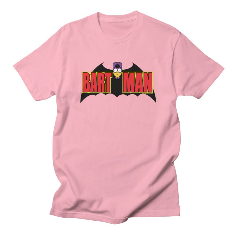 Bart Man Men's T-Shirt by doombxny's Artist Shop