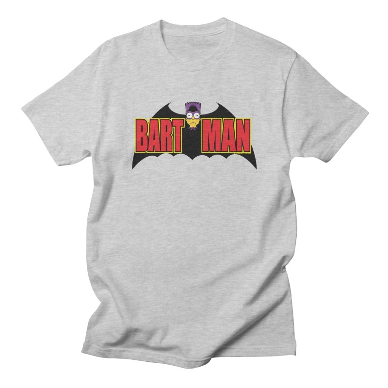 Bart Man Men's T-Shirt by doombxny's Artist Shop