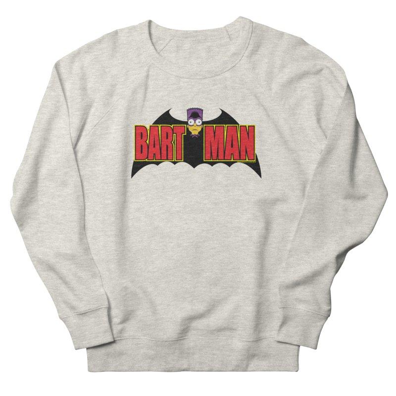 Bart Man Women's Sweatshirt by doombxny's Artist Shop