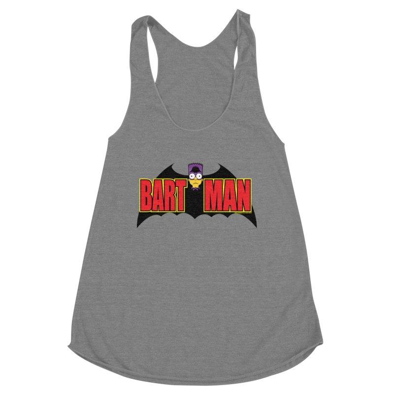 Bart Man Women's Tank by doombxny's Artist Shop