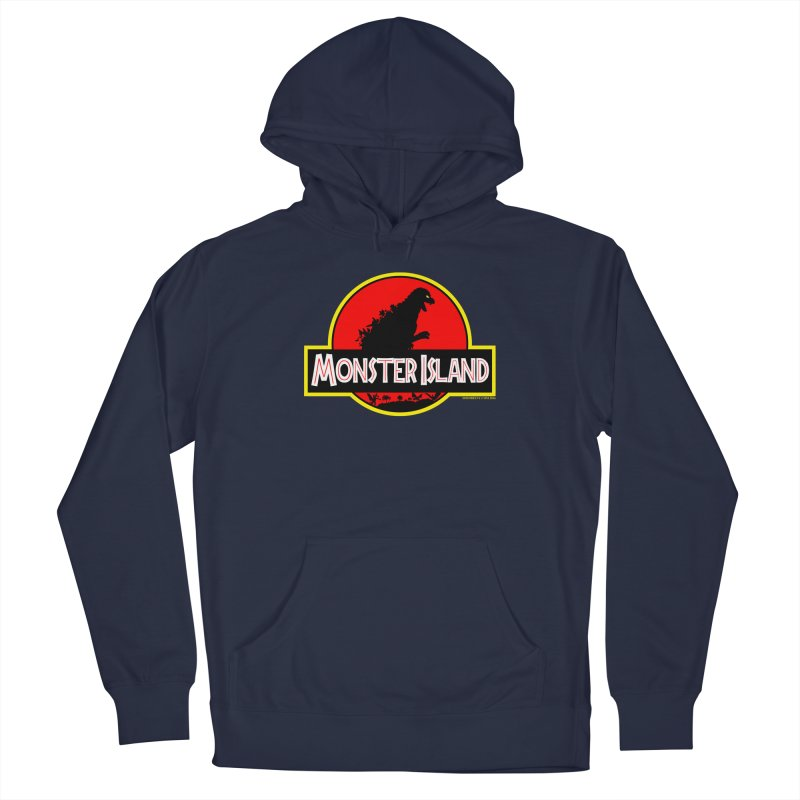 Monster Island Men's Pullover Hoody by doombxny's Artist Shop
