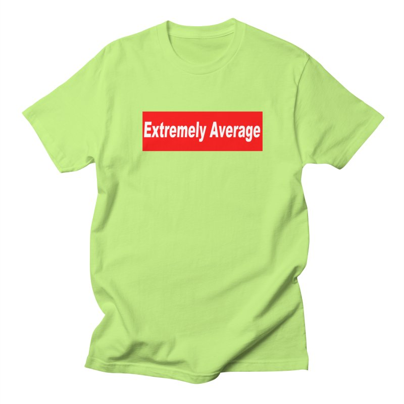 Extremely Average Men's Regular T-Shirt by doombxny's Artist Shop