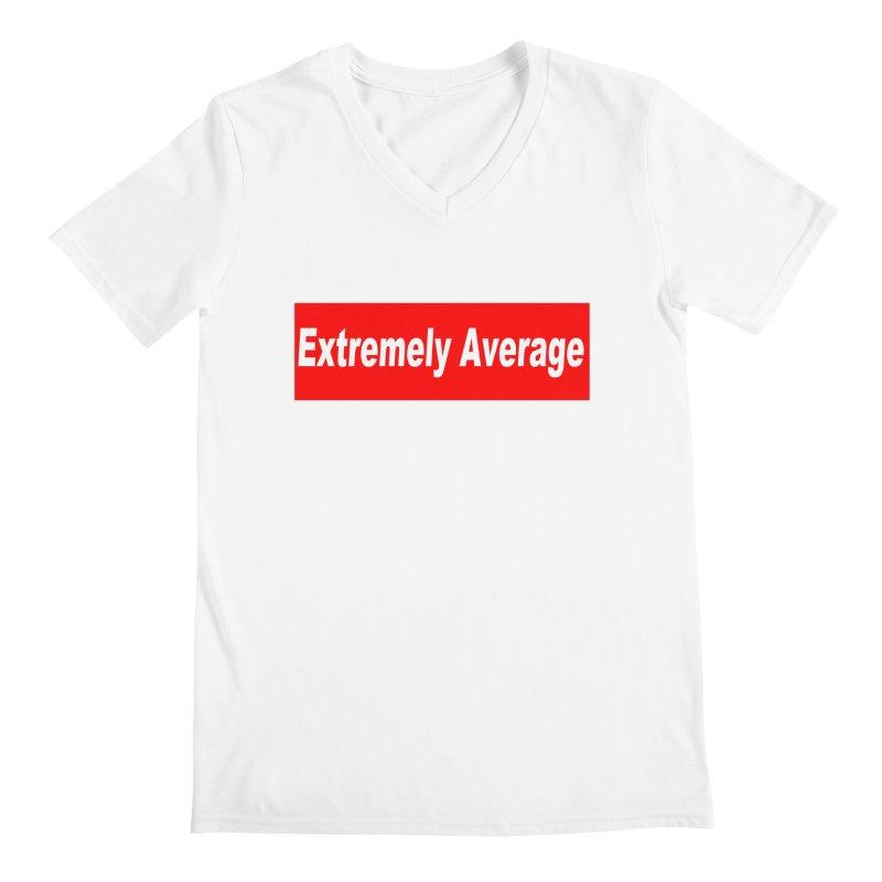 Extremely Average Men's V-Neck by doombxny's Artist Shop