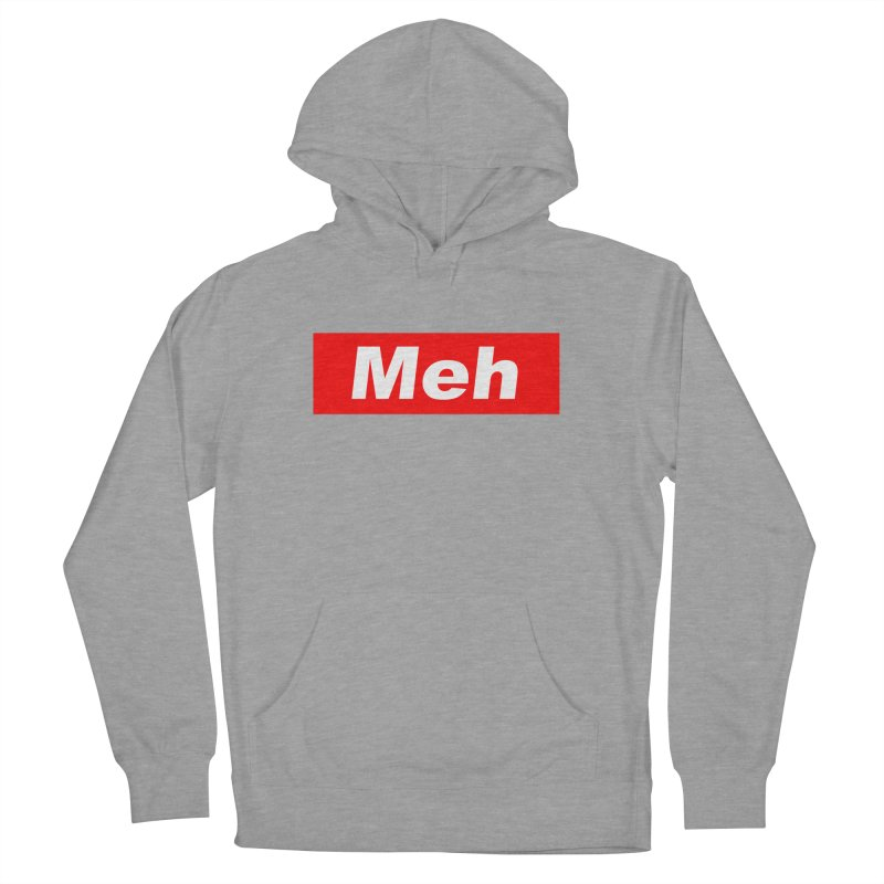 Meh Women's Pullover Hoody by doombxny's Artist Shop