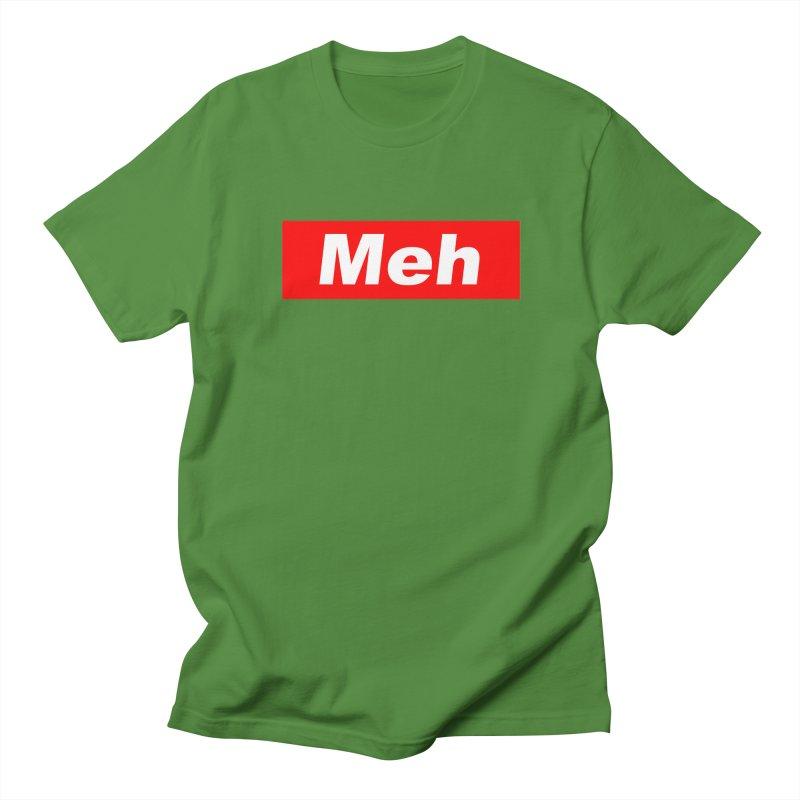 Meh Women's Unisex T-Shirt by doombxny's Artist Shop