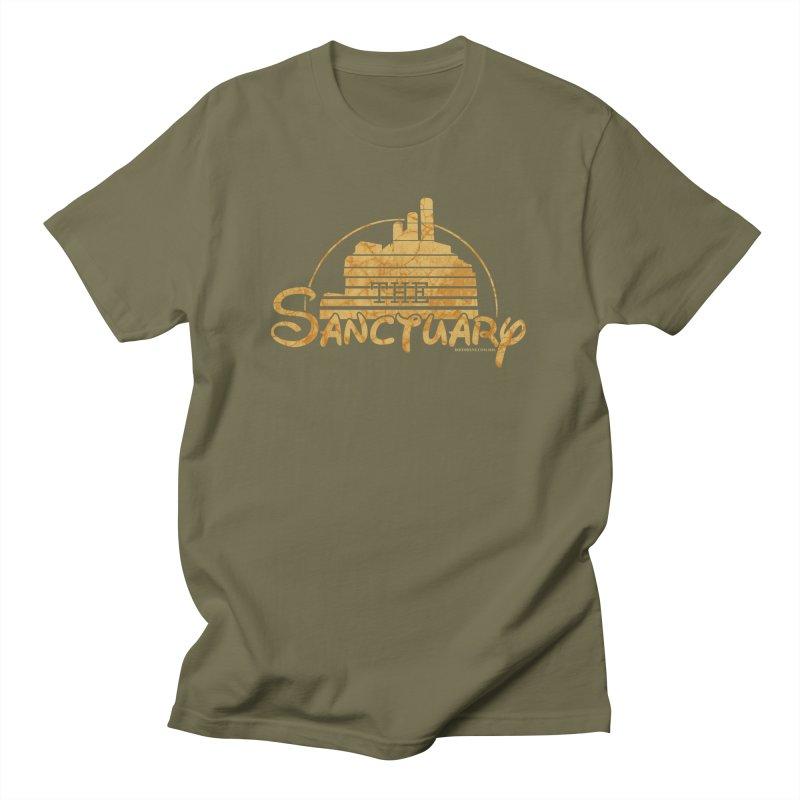 The Sanctuary Women's T-Shirt by doombxny's Artist Shop