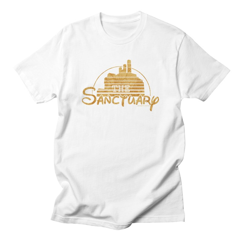 The Sanctuary Women's T-Shirt by doombxny's Artist Shop