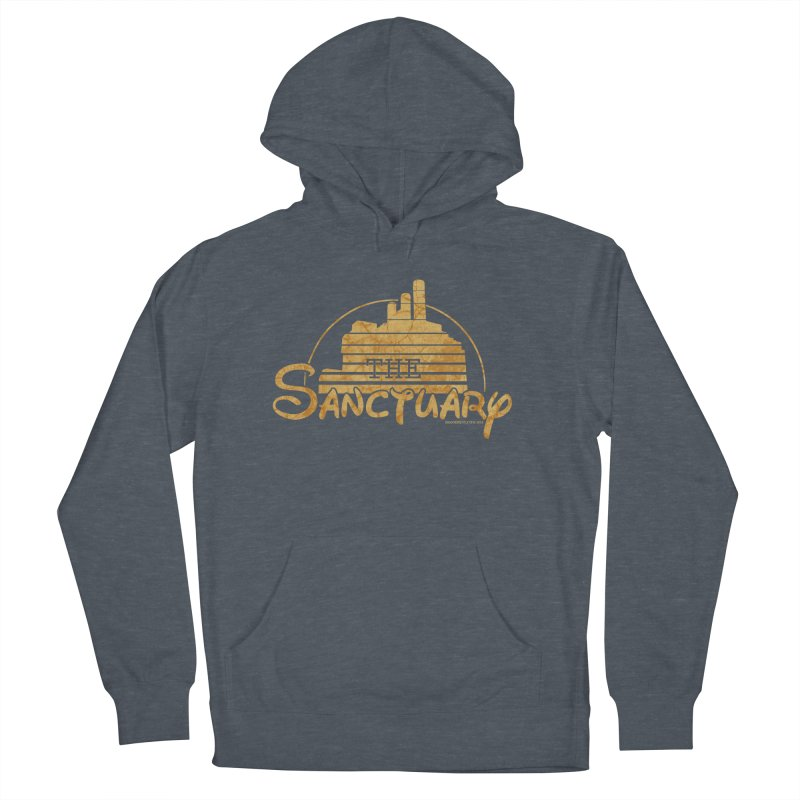 The Sanctuary Men's Pullover Hoody by doombxny's Artist Shop