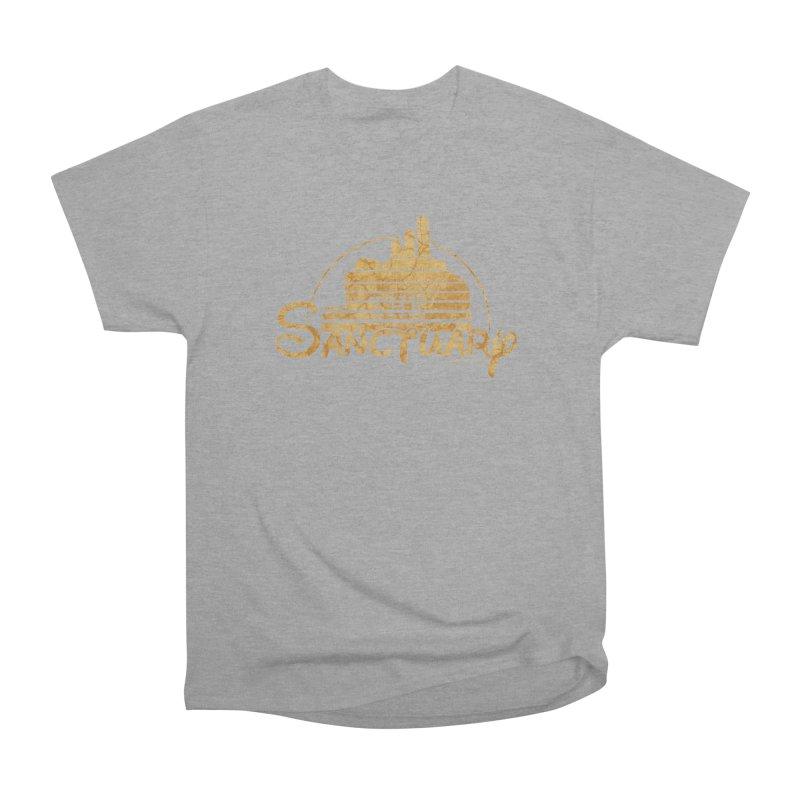 The Sanctuary Women's Heavyweight Unisex T-Shirt by doombxny's Artist Shop
