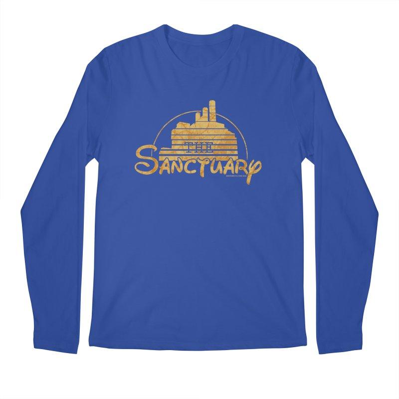 The Sanctuary Men's Longsleeve T-Shirt by doombxny's Artist Shop
