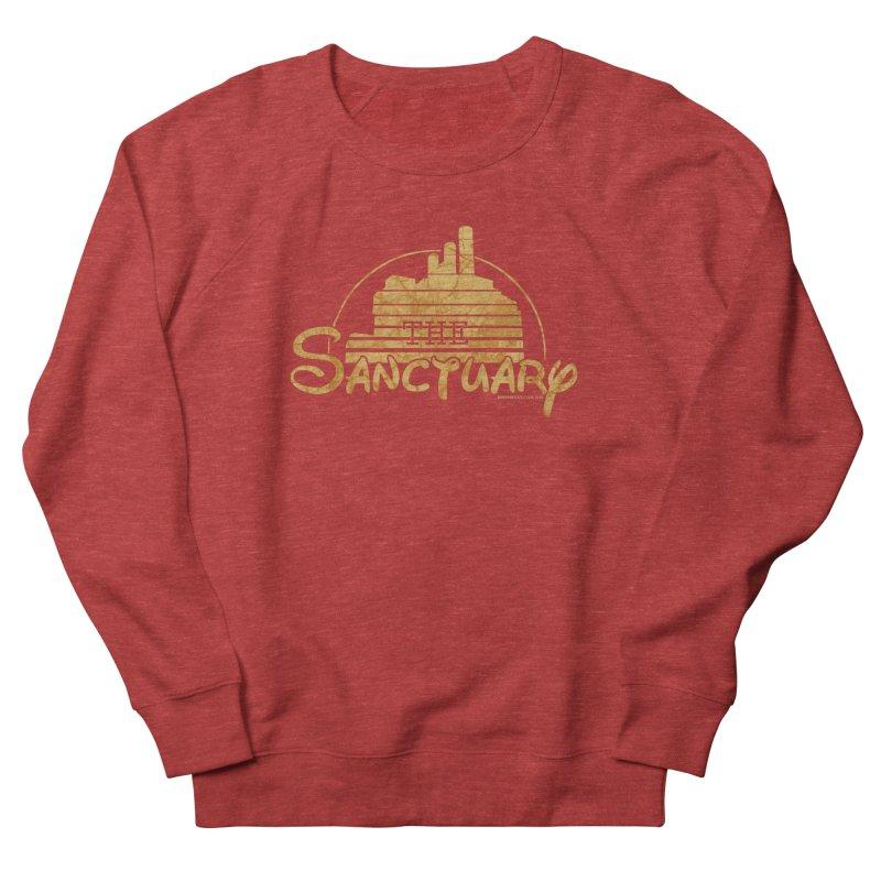 The Sanctuary Men's Sweatshirt by doombxny's Artist Shop