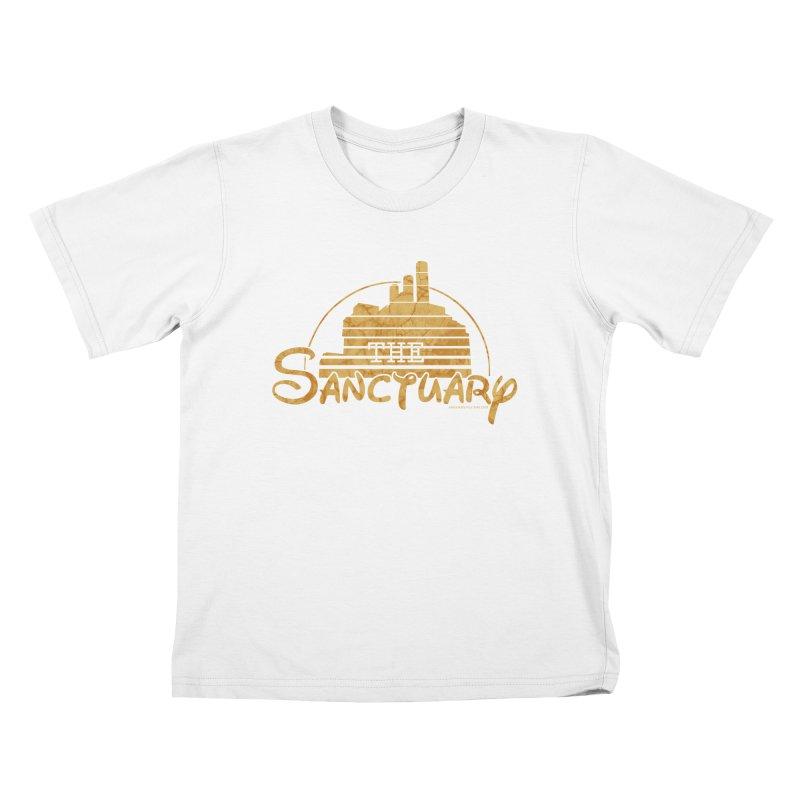 The Sanctuary Kids T-Shirt by doombxny's Artist Shop