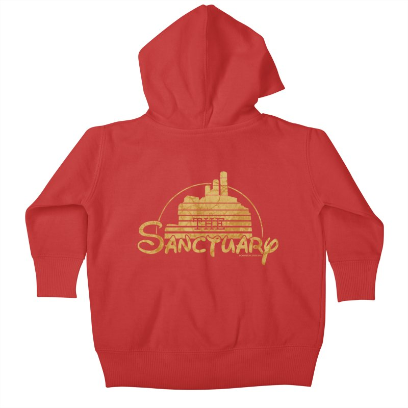 The Sanctuary Kids Baby Zip-Up Hoody by doombxny's Artist Shop