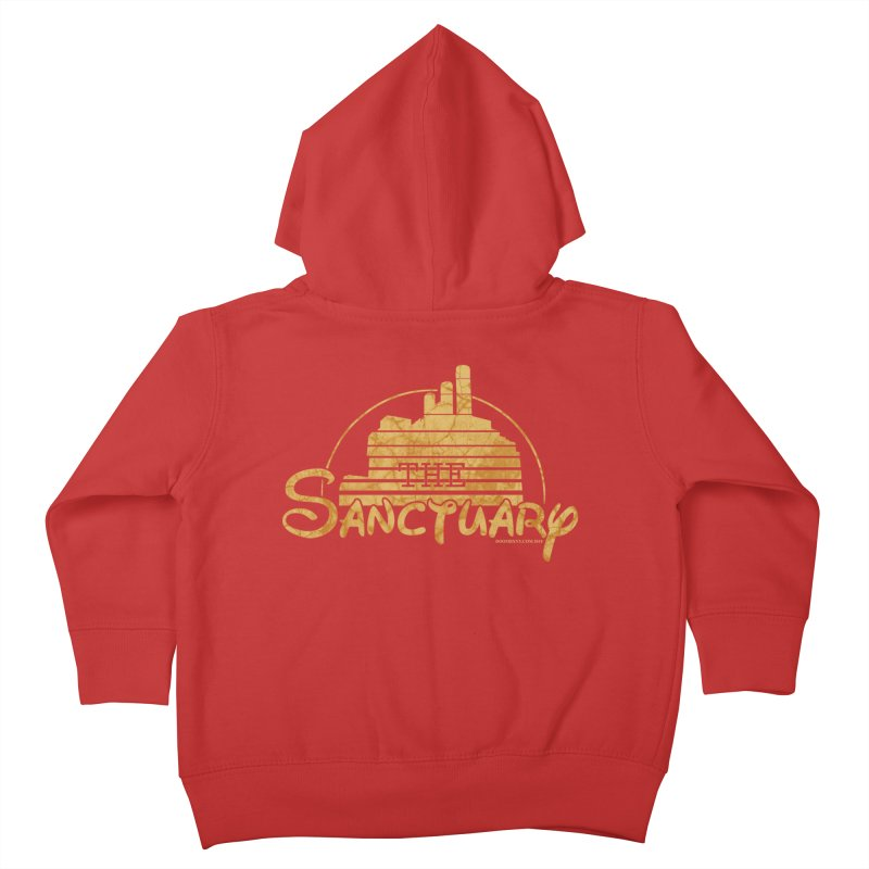 The Sanctuary Kids Toddler Zip-Up Hoody by doombxny's Artist Shop