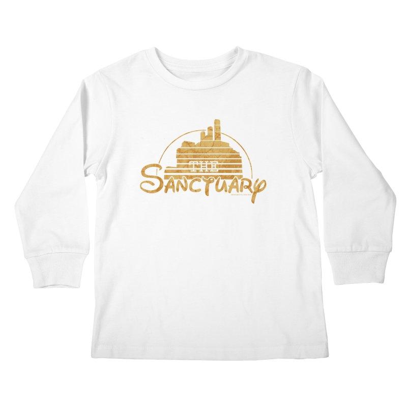 The Sanctuary Kids Longsleeve T-Shirt by doombxny's Artist Shop