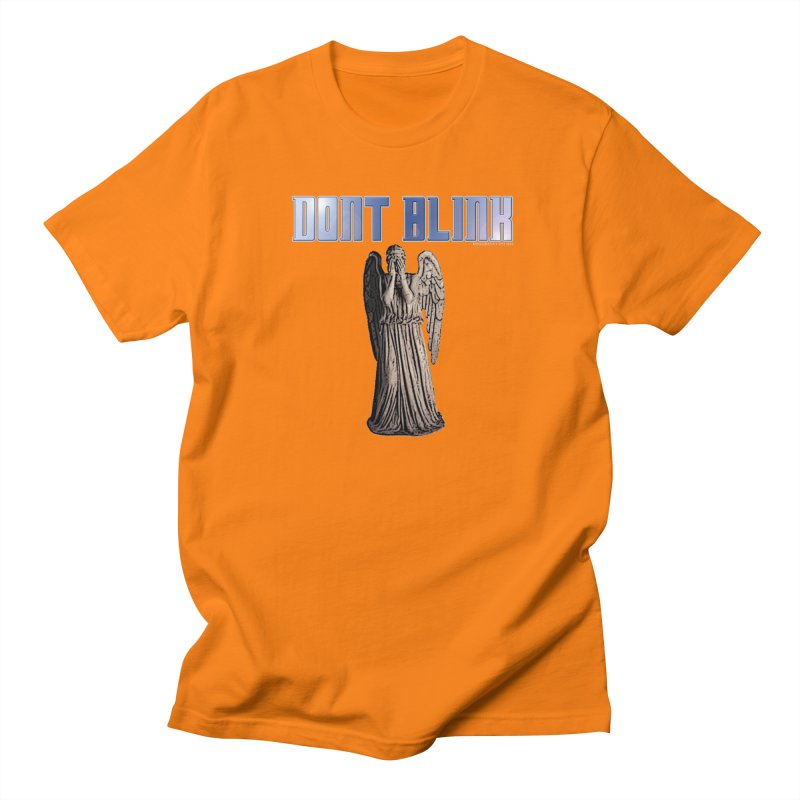 Dont Blink Men's T-Shirt by doombxny's Artist Shop