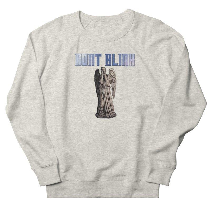 Dont Blink Men's Sweatshirt by doombxny's Artist Shop