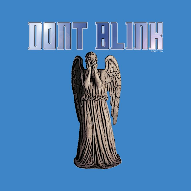 Dont Blink Women's Fitted T-Shirt by doombxny's Artist Shop