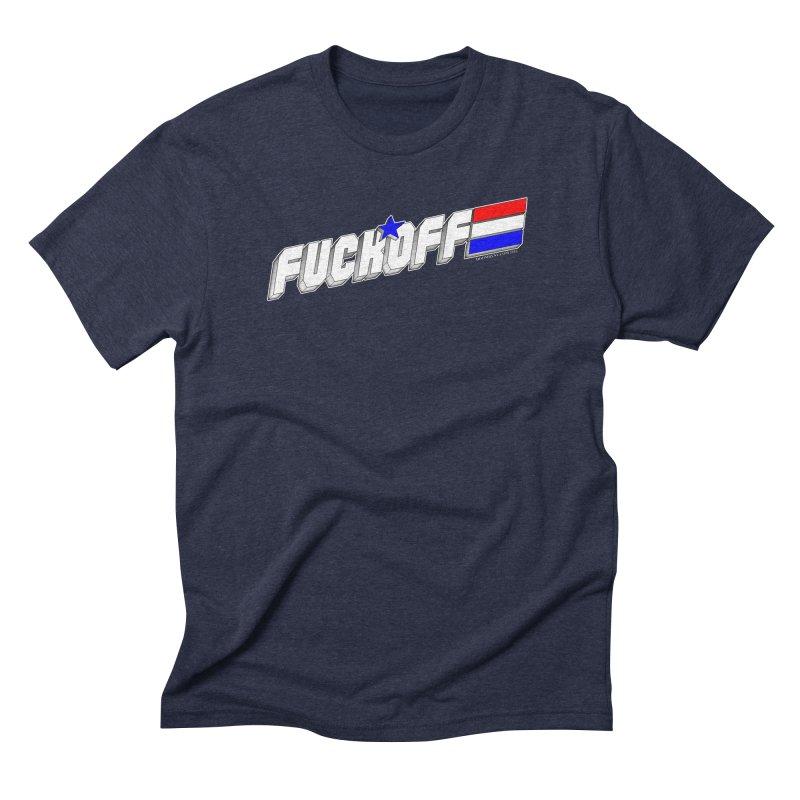 Fuck Off Men's T-Shirt by doombxny's Artist Shop