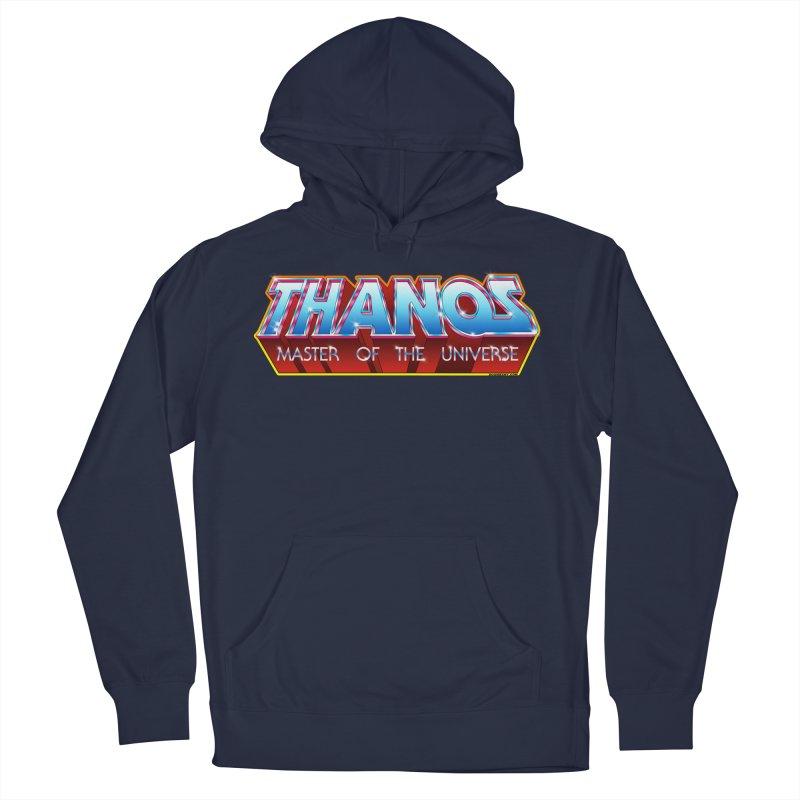 Thanos MOTU logo Men's Pullover Hoody by doombxny's Artist Shop