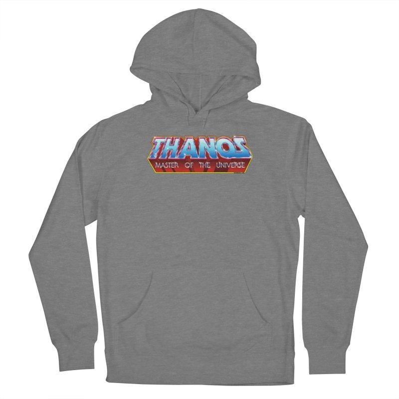 Thanos MOTU logo Women's Pullover Hoody by doombxny's Artist Shop