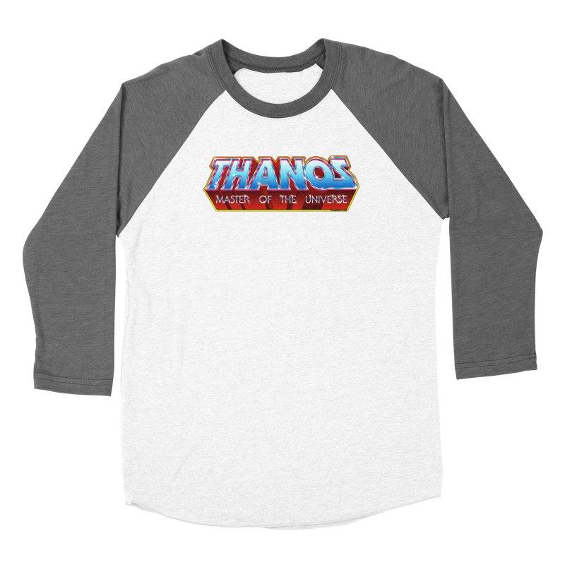 Thanos MOTU logo Women's Longsleeve T-Shirt by doombxny's Artist Shop