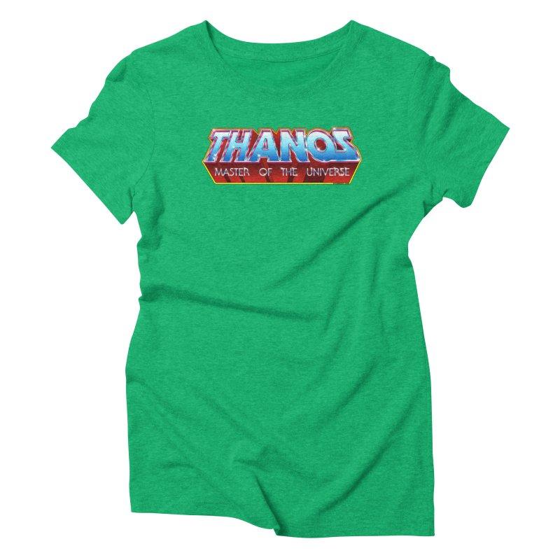 Thanos MOTU logo Women's  by doombxny's Artist Shop