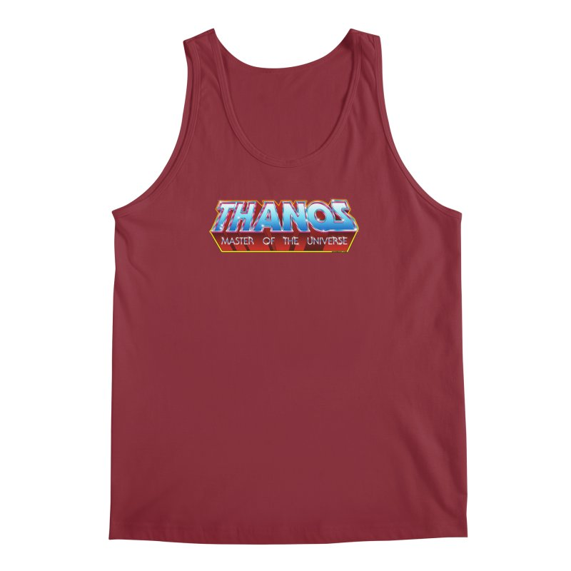 Thanos MOTU logo Men's Regular Tank by doombxny's Artist Shop