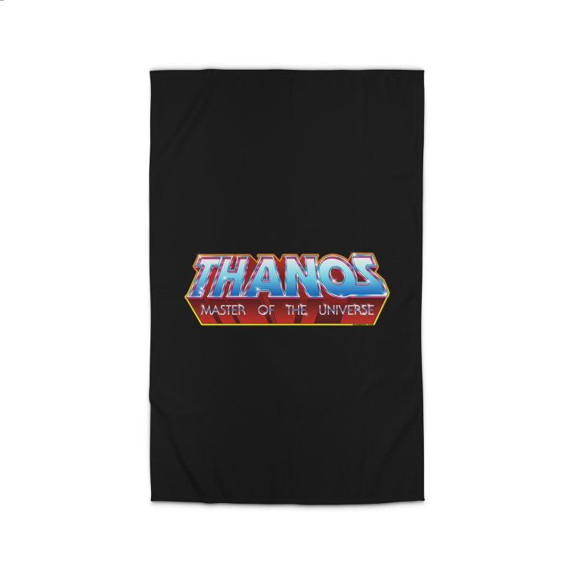 Thanos MOTU logo Home Rug by doombxny's Artist Shop