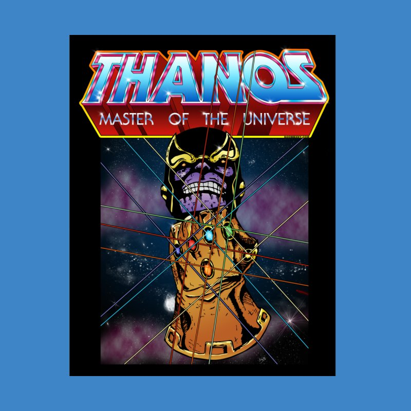 Thanos master of the universe None  by doombxny's Artist Shop